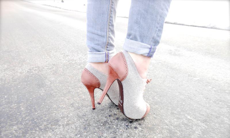 стройные ножки