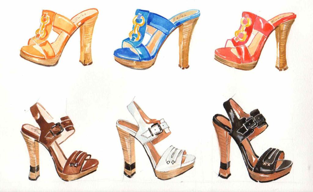 все от ботинок до туфель